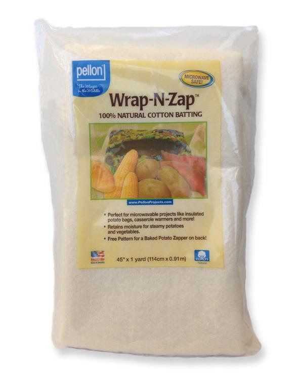 Wrap N Zap Pellon Projects