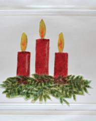 candleschristmascard