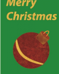 ornamentchristmascard