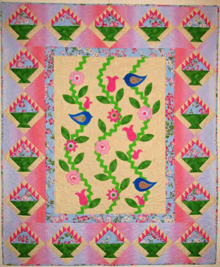 Free Easter Quilt Patterns – BOMquilts.com
