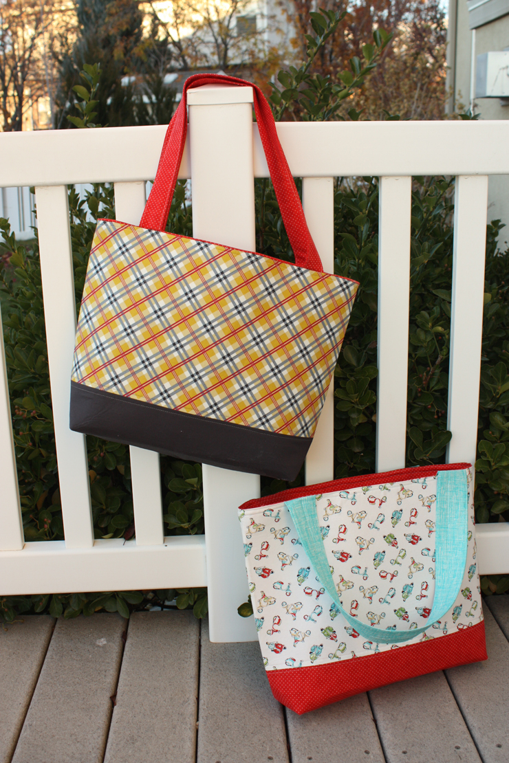 Simple, Sturdy Tote Bag | Pellon® Projects