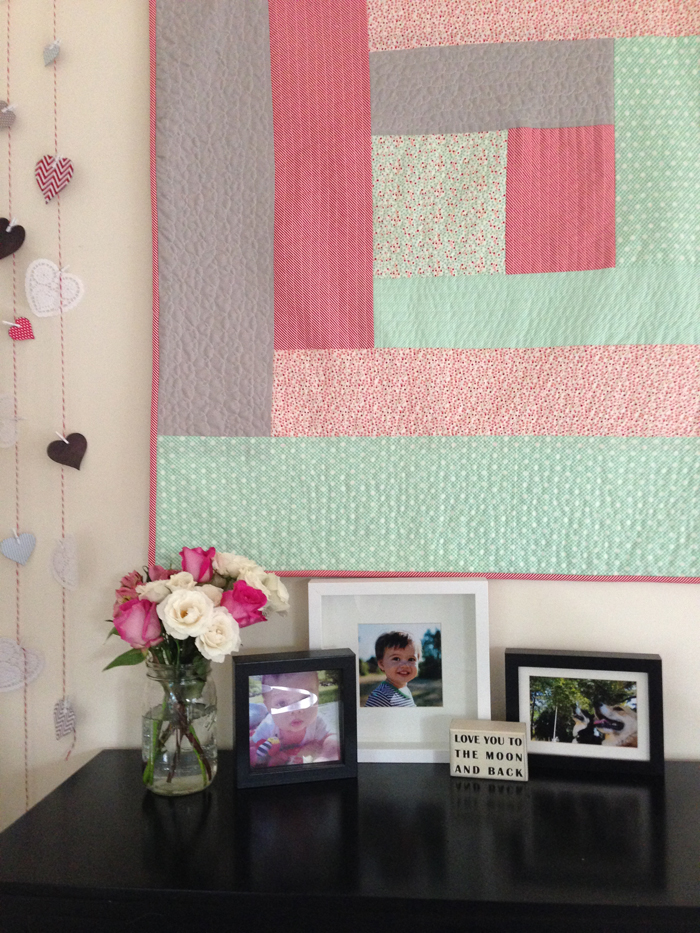 Quilt As You Go' Log Cabin | Pellon® Projects : quilt as you go log cabin - Adamdwight.com