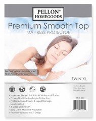 PremiumSmoothTopProtector-TwinXL