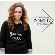 Amour Sweater - TheKristinaJBlog