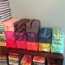 Boxy Bags - Sidney Sews