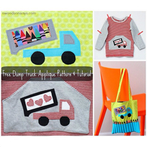 DumpTruckApplique-SwoodsonSays