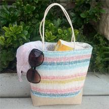 Laguna Beach Mini Tote - FabricMutt